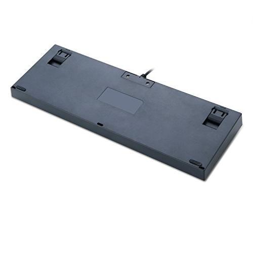Redragon K552-N Mechanical Keyboard Compact Keyboard USB Kumara with Blue Switches Metal Windows PC