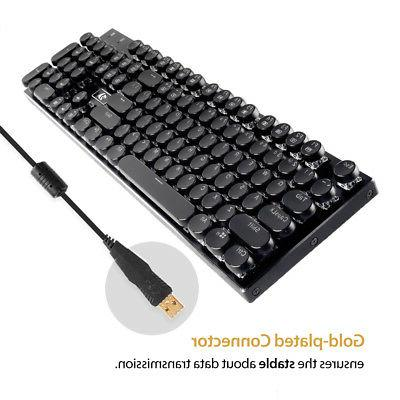 Redragon LED Backlit Gaming with