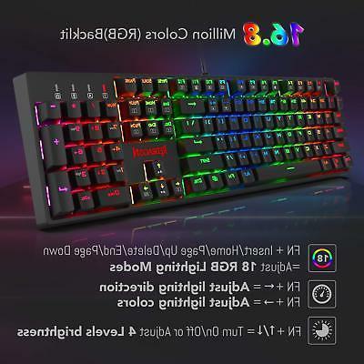 Redragon K582 Gaming 10000 Gaming Mouse Set
