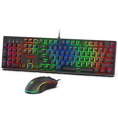 k582 rgb mechanical gaming keyboard m711 10000