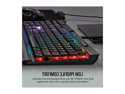 Corsair Low Profile Keyboard, Ch