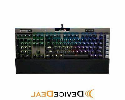 k95 rgb platinum mechanical gaming keyboard cherry