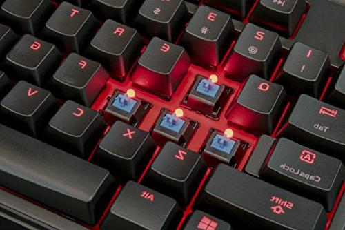 Tt eSPORTS KB-MGP-BLBDUS-01 Pro Mechanical with Cherry Switches, Full Backlit