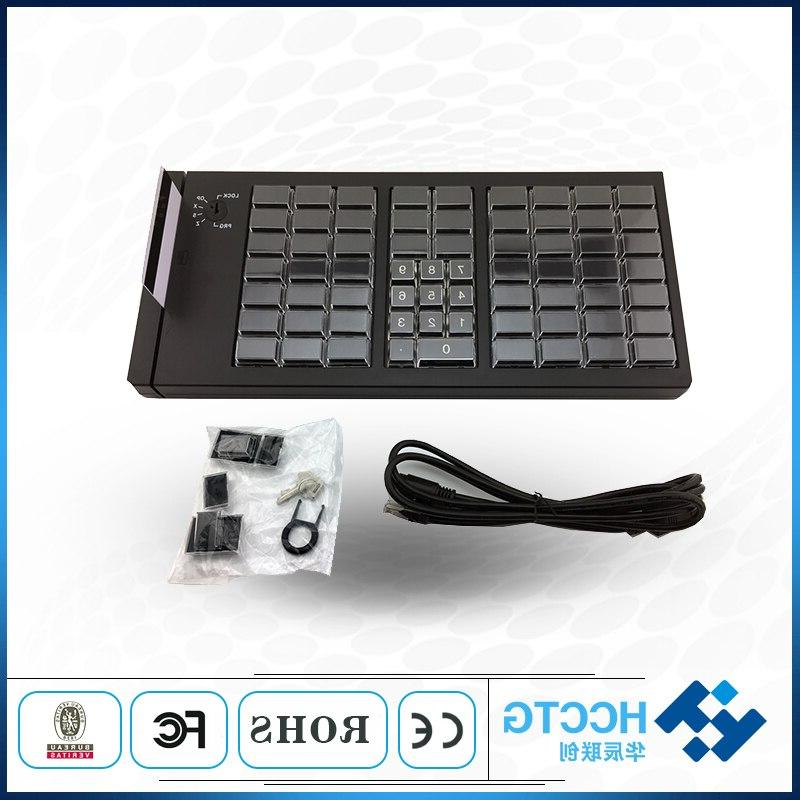 KB66 USB POS <font><b>Programmable</b></font> without MSR Card
