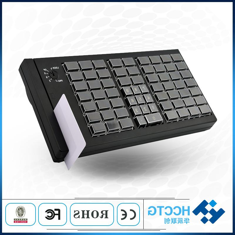 KB66 USB programming POS without MSR Card