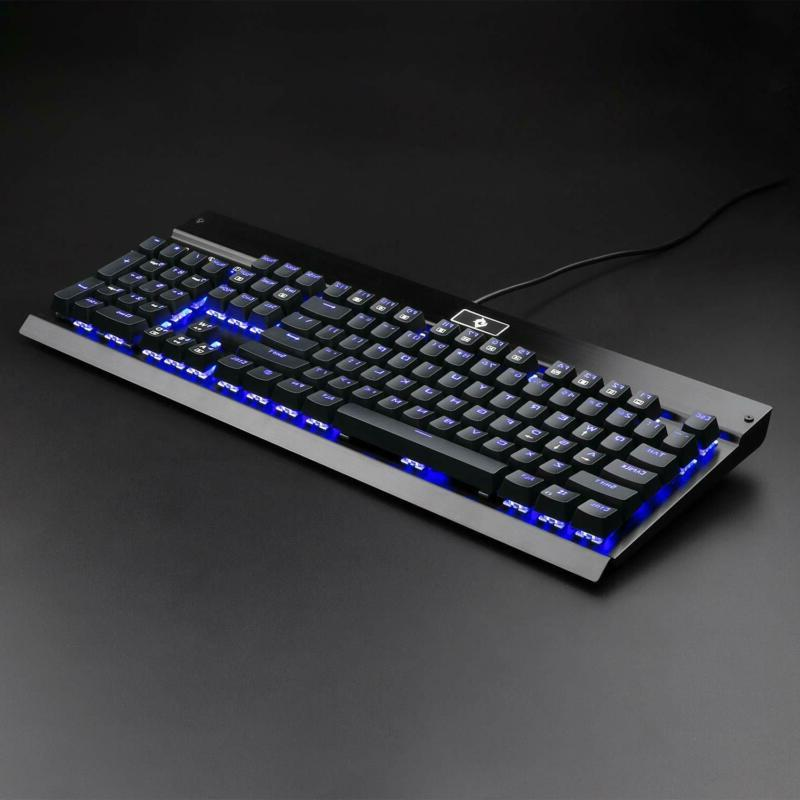 Eagletec KG010 Mechanical Blue Switches Keys