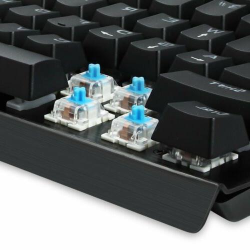 EagleTec Mechanical Keyboard 104