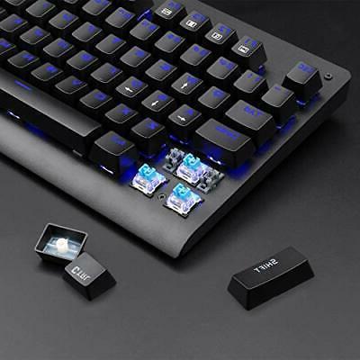 Eagletec KG040 Mechanical Gaming Keyboard Blue