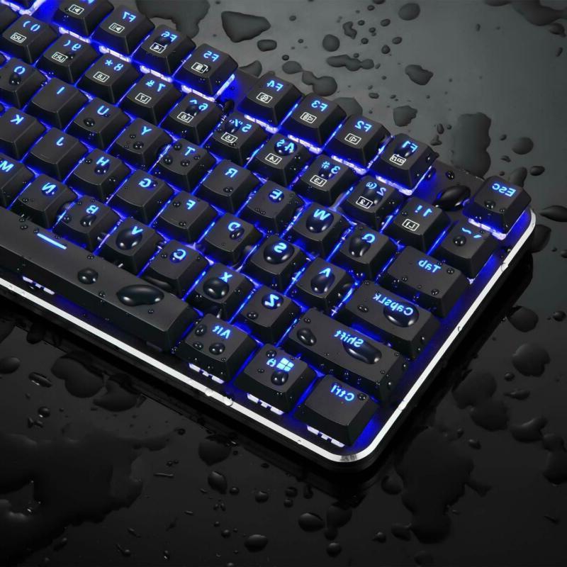 EagleTec KG050-BR Keyboard, Low Key