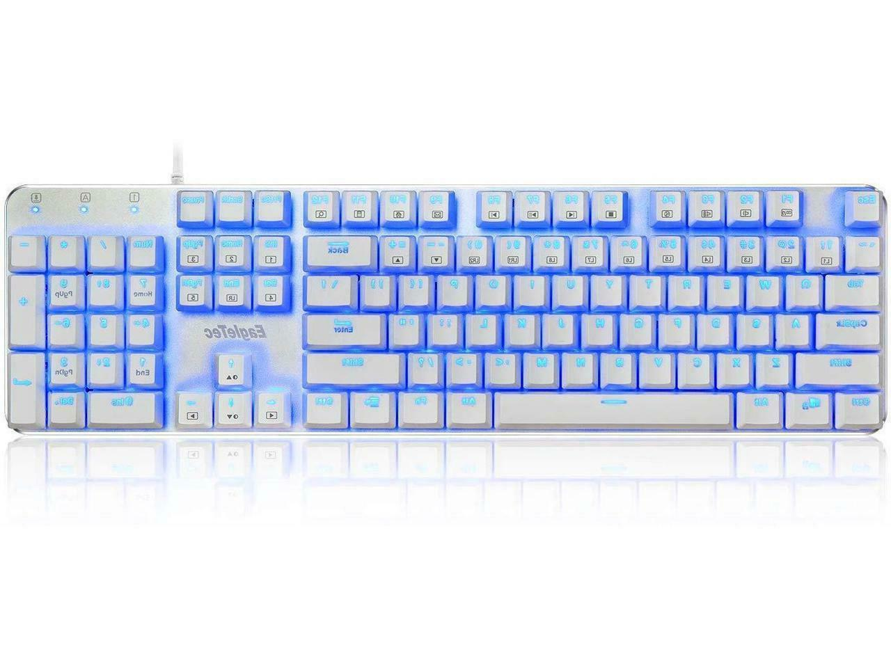 EagleTec KG051 Mechanical Gaming Keyboard Profile Key