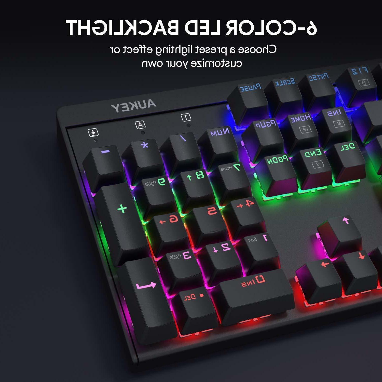 AUKEY LED Keyboard