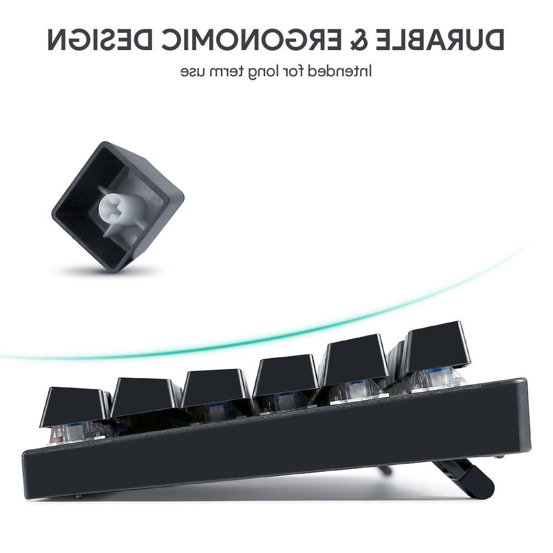 AUKEY KM-G6 Keys LED Backlit Keyboard