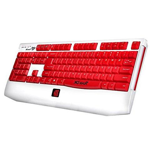 Tt KNUCKER Team DK Edition Gaming Keyboard