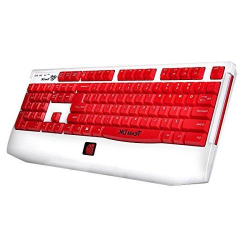Tt KNUCKER Team DK Edition Gaming Keyboard