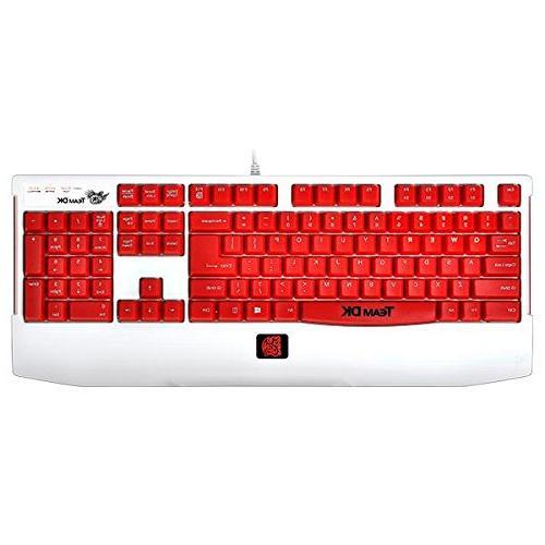 knucker team dk gaming keyboard
