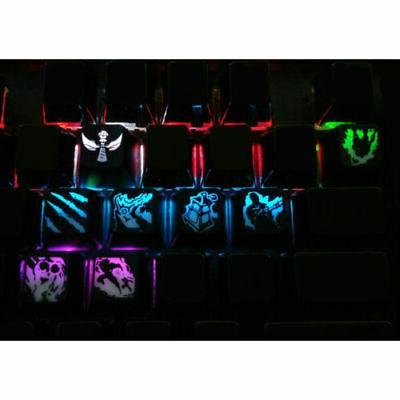 League Legends Backlit Keycap MX OEM