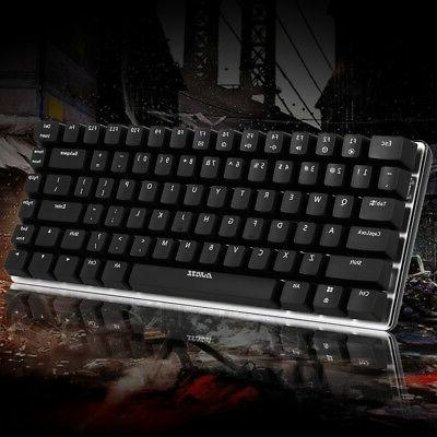 linear action mechanical keyboard gaming e sport