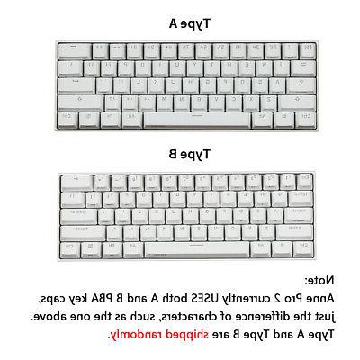 ANNE PRO 2 Gaming Keyboard 60% Switches