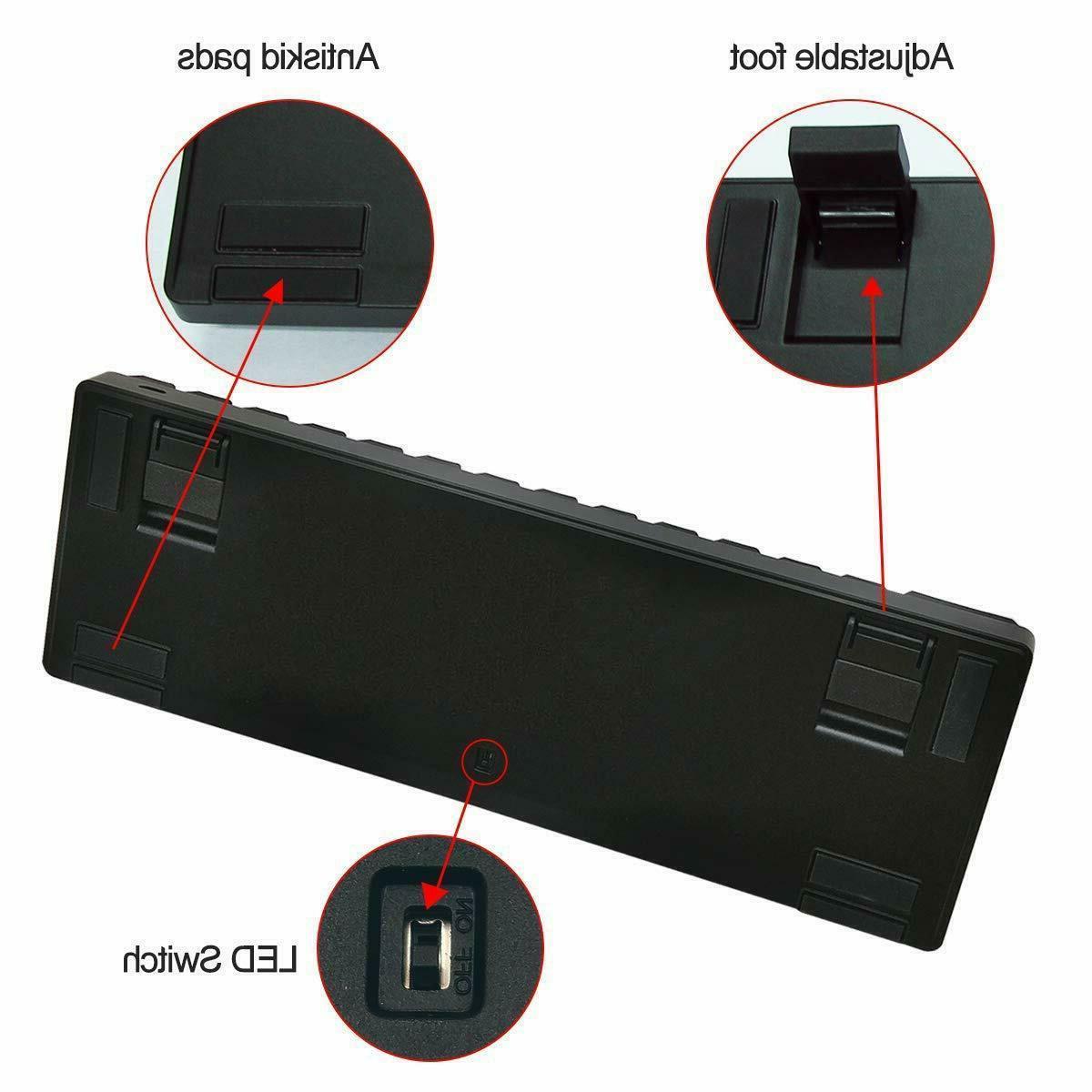 Mechanical RGB Gaming