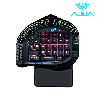 AULA Mechanical Control 60 Hand Gaming RGB