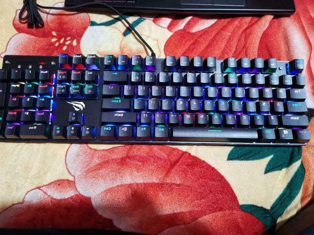 Mechanical Keyboard keys Tablet Desktop