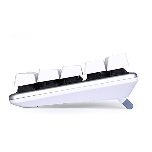 Qisan Mechanical Keyboard Keyboard Switch Mini Keyboard White