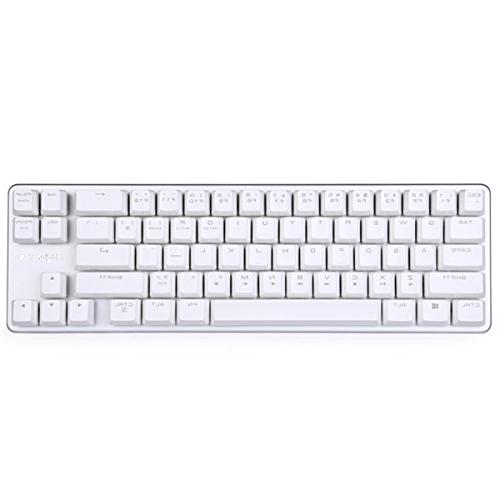 Qisan Mechanical Keyboard Switch Mini Wired Keyboard
