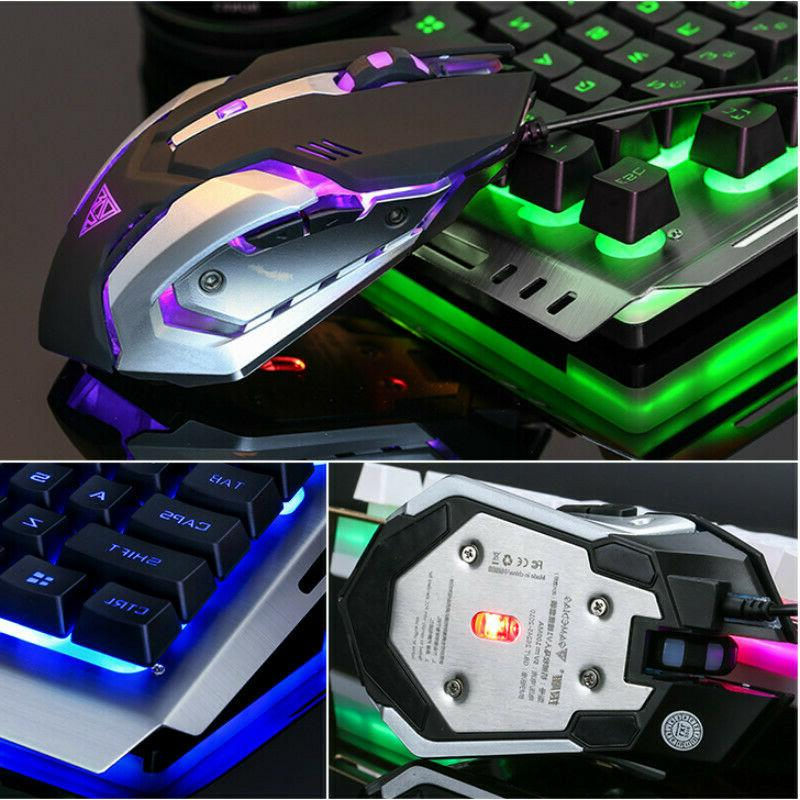 US USB Cable Keyboard+Mouse