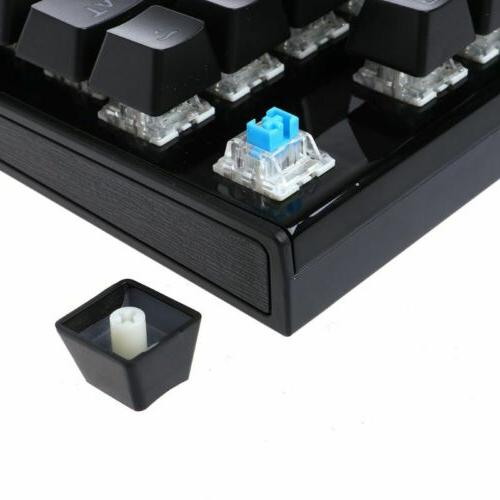 Mechanical Wired LED Backlight 87 Anti-Ghosting Accessories