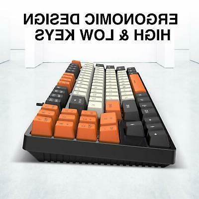 Havit Mechanical 89 Red Switch Keyboard w…