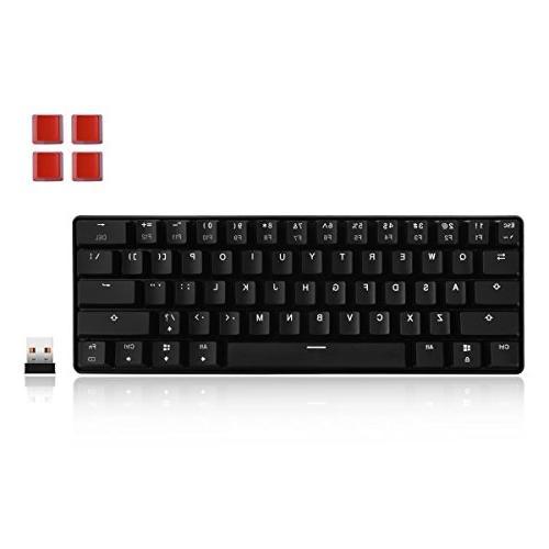 mini wireless mechanical keyboard switches