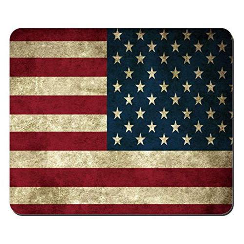 mouse mat usa america flag