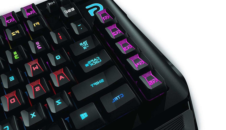 NB Logitech G910 Spark RGB Keyboard