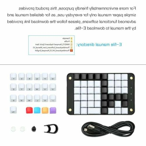 Koolertron Switch USB Gagming Keyboard