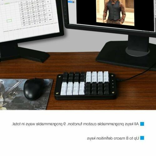 Koolertron OEM Switch Keypad 48 Key