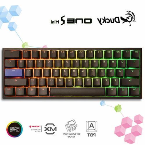 one 2 mini rgb mechanical keyboard 60