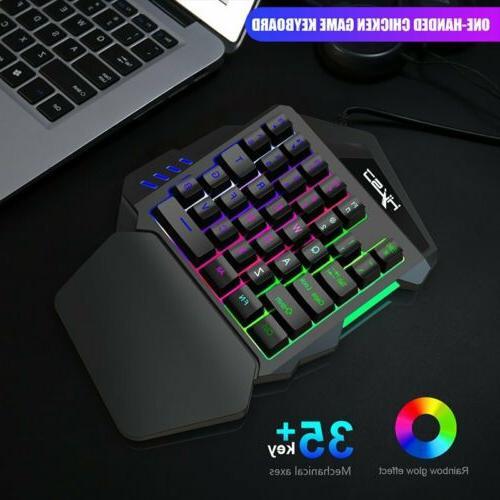 One Keyboard Backlit Keypad For PC