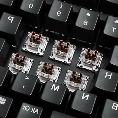 Perixx Periboard-322 Trackball Keyboard with 2 Hubs 2.17