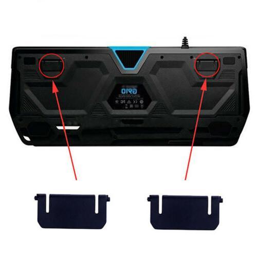 Plastic Stand Bracket for Logitech Keyboard Accessories