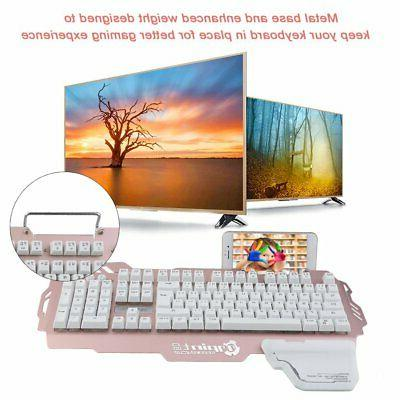 Pro Backlit Wired Computer