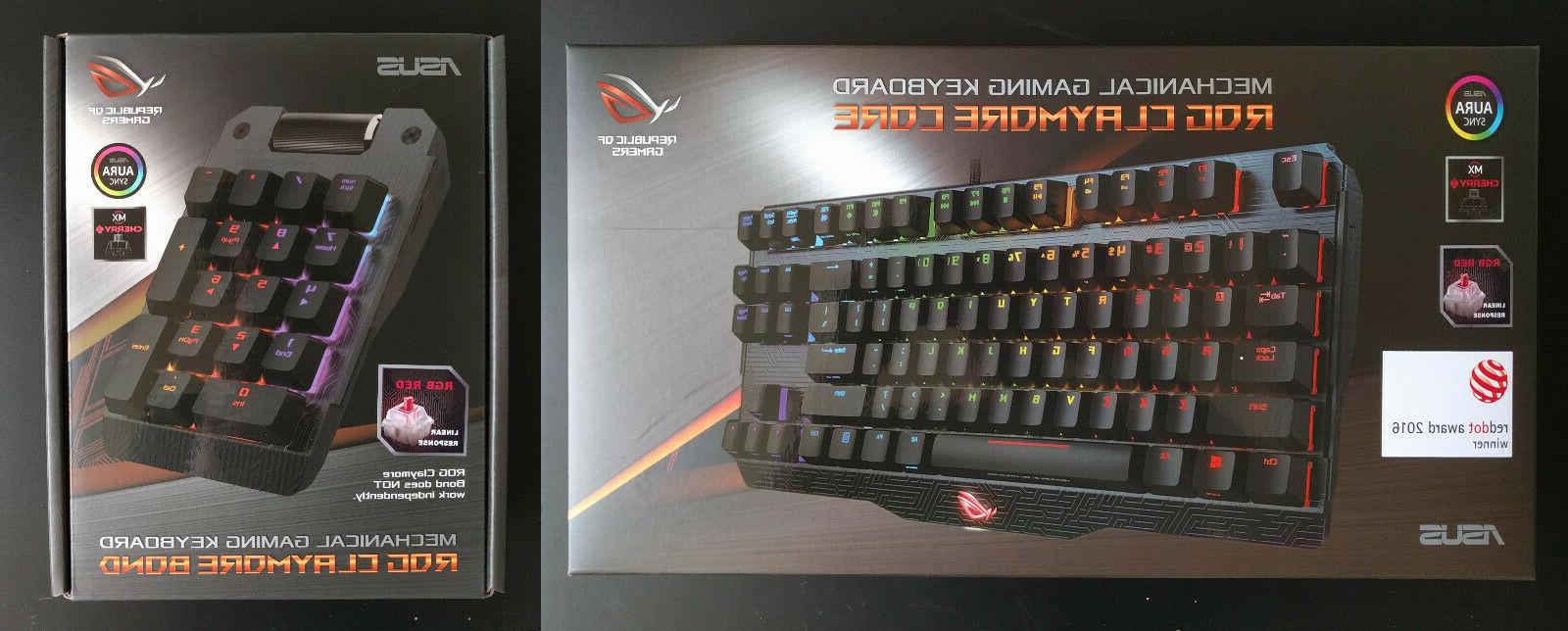 promo rog claymore core and bond cherry