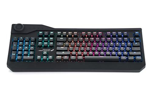 Drakken Technologies Prothero Hot-Swap Mechanical Gaming Programmable Million Colors, Full Anti-Ghosting