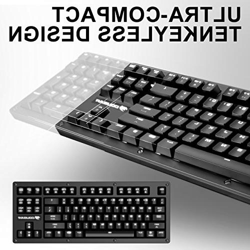Cougar Puri Mechanical Gaming Keyboard Set Keycaps, Cherry