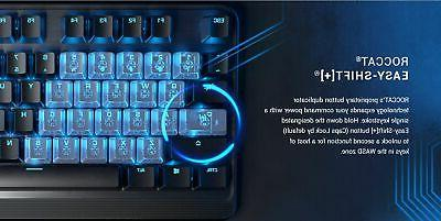 ROCCAT Pyro Mechanical Gaming Linear