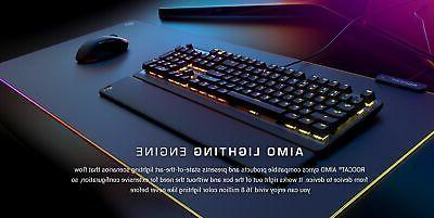 ROCCAT RGB Mechanical Keyboard