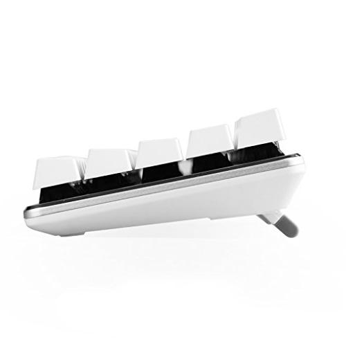 Qisan Wired Keyboard MX Brown keyboard 68-Keys Mini