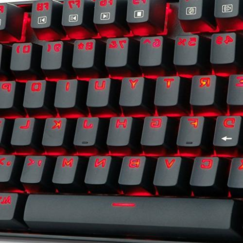 Redragon K552-BA Gaming Mechanical Keyboard, Gaming P001 Pad Combo, Programmable Mouse, Mouse Pad Set