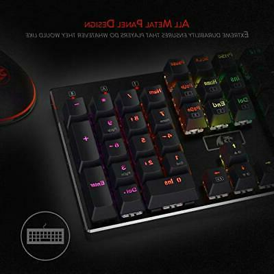 RGB Mechanical Base Standard Keys