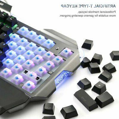 RGB Colour Gaming Mechanical RGB Lighting Mac WF