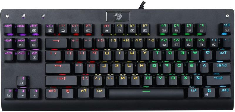 RGB Mechanical Gaming Keyboard, E-Element Z-77 Programable R